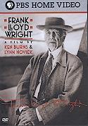 FLLW Documentary by K. Burns DVD-0