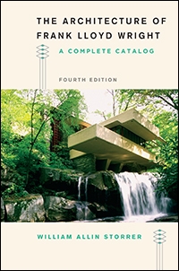 Architecture of FLLW 4th Edition by W. Storrer-0