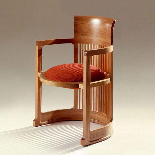 Taliesin Barrel Chair-0