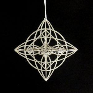 Luxfer Prism 3D Ornament -0