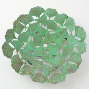 Ginkgo Leaf Plate-0