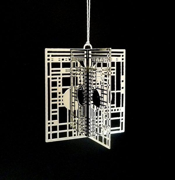 Coonley 3D Ornament -0