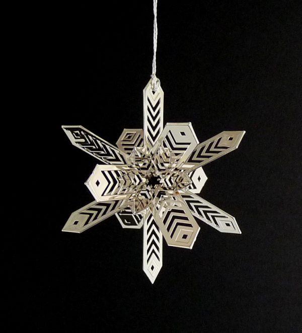 Robie House 3D Ornament -0
