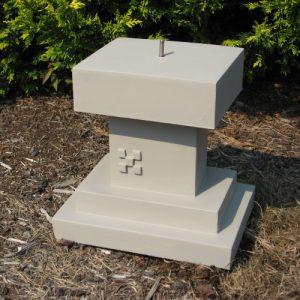 Midway Garden Pedestal-0
