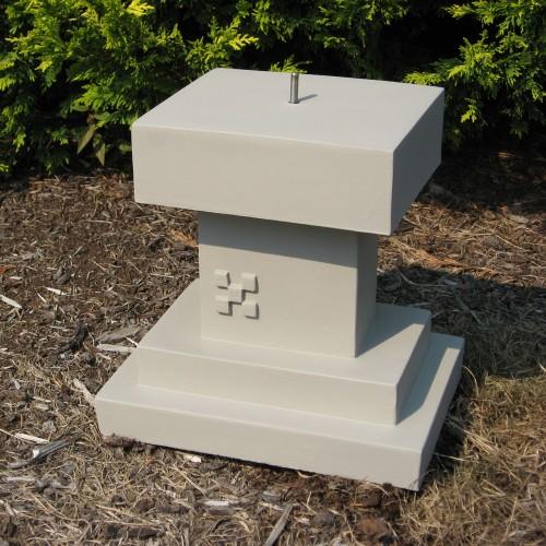 Etonnant Midway Garden Pedestal 0