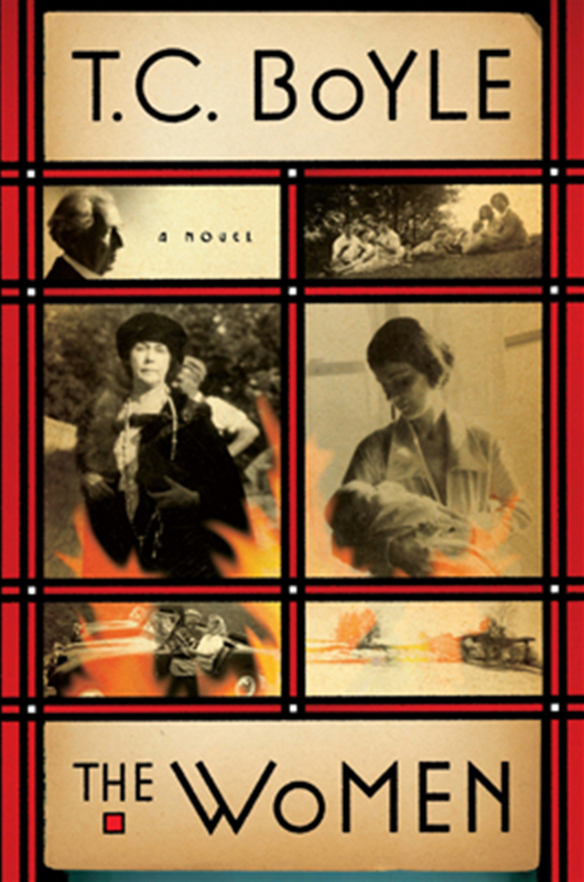 The Women: A Novel by T.C. Boyle-0