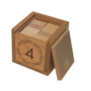 Froebel Gift 4 - Rectangular Prisms-0