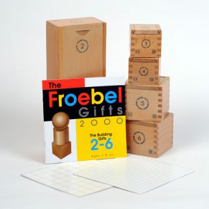 Froebel Gifts 2-6-0