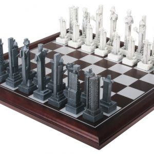 Midway Gardens Chess Set-0