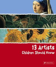 13 Artists Children Should Know-0