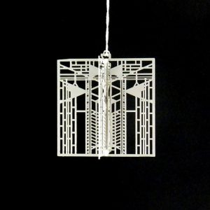 Imperial Window 3D Ornament-0
