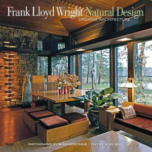FLLW: Natural Design, Organic Architecture by A. Hess-0