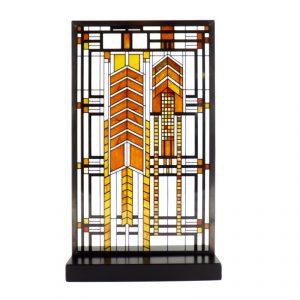 Autumn Sumac Art Glass-0