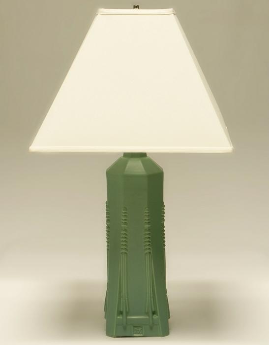 Dana Sumac Lamp Green Frank Lloyd Wright S Taliesin