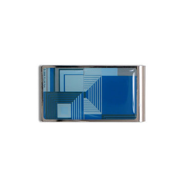Biltmore Blue Money Clip-0