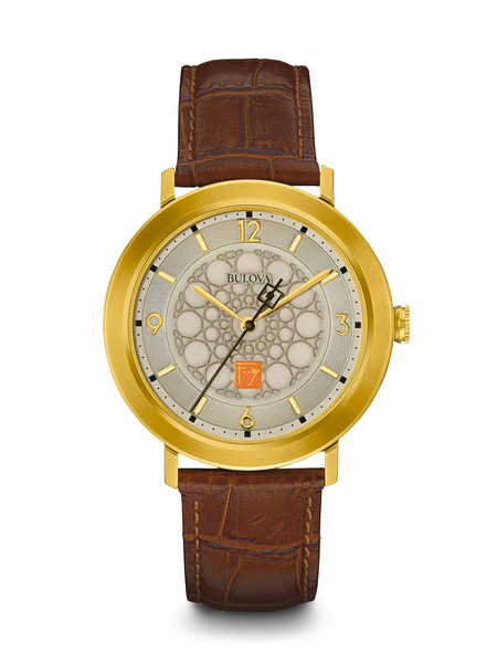 SC Johnson Watch - Gold-0