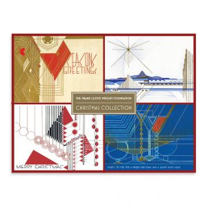 FLLW Holiday Luxe Notecard Set-0