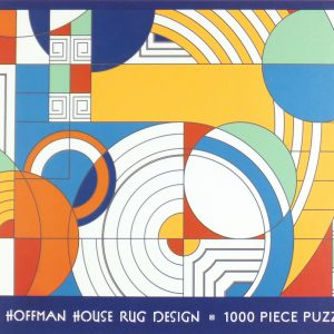 Hoffman Rug Puzzle - 1000 Piece-0