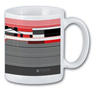 Taliesin Mug - Multi Color-0