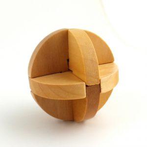 Circle 3D Wood Puzzle-0