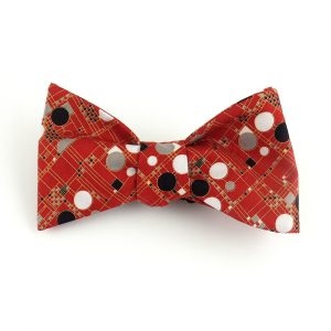 Coonley Bow Tie - Red-0