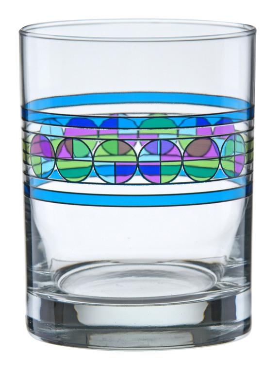 Saguaro Double Old Fashion Glass-0
