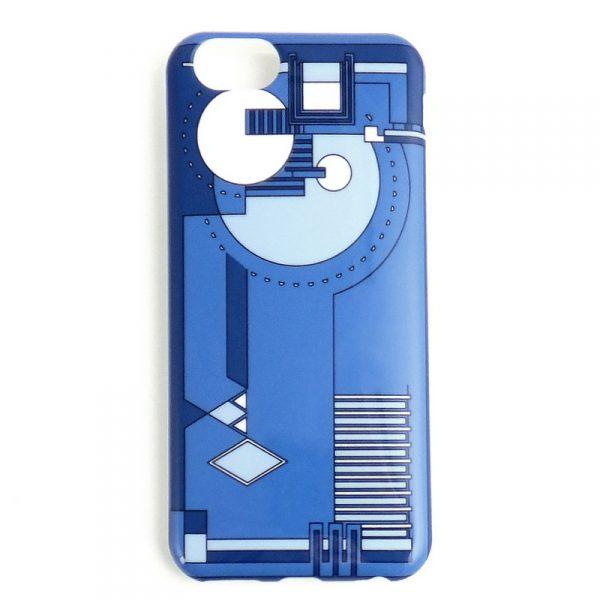 Hollyhock Frieze iPhone 7 Case-0