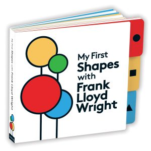 My First Shapes with FLLW Board Book-0