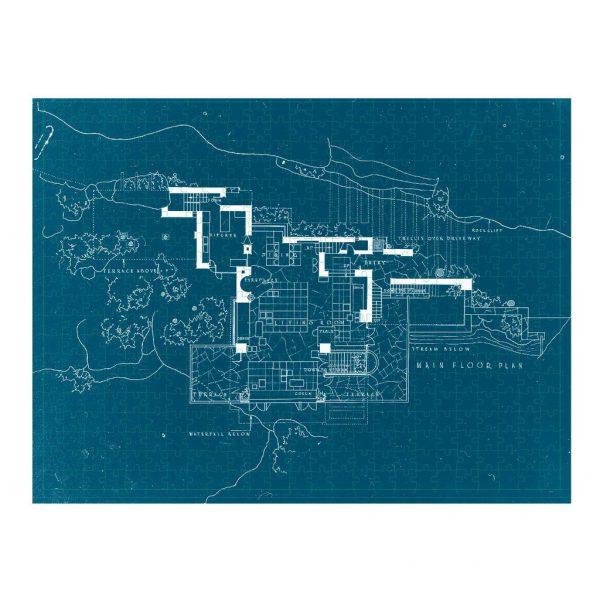 Fallingwater Puzzle-2215