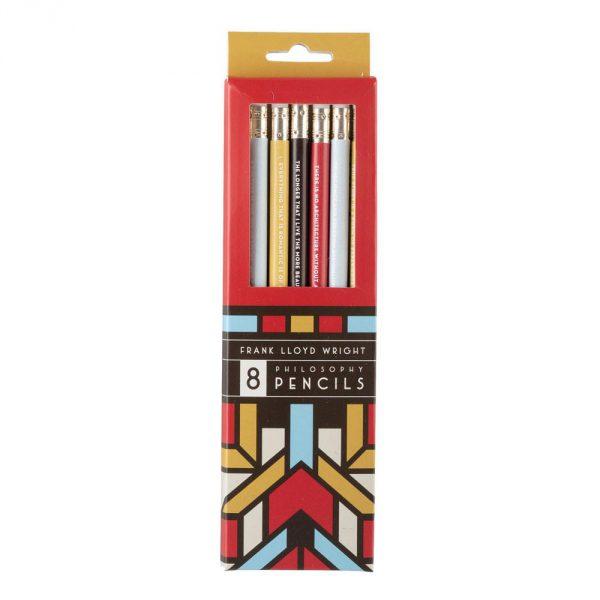 FLLW Philosophy Pencil Set-0