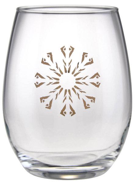 Hagen House Stemless Wine Glass-0