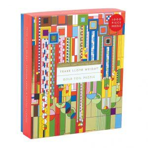 Saguaro Foil Puzzle - 1000 Piece-0