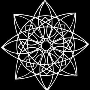 Luxfer Prism 2D Ornament-0