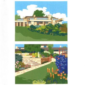 Taliesin Notecard Set-0