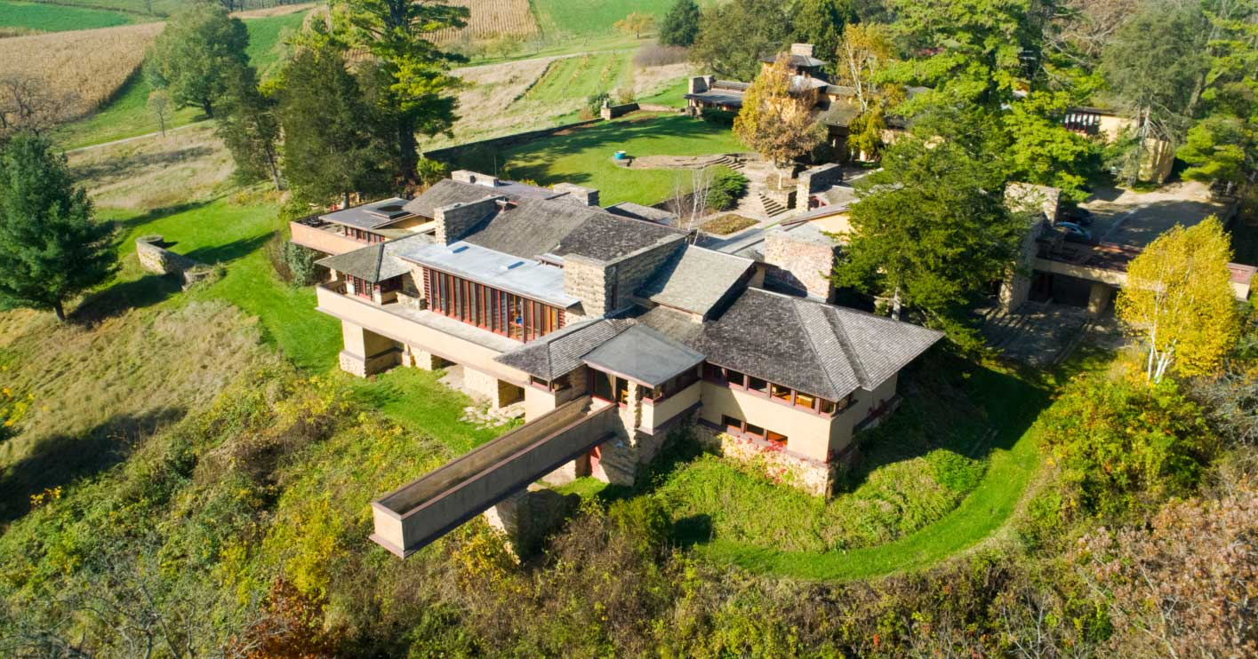 Image result for taliesin house